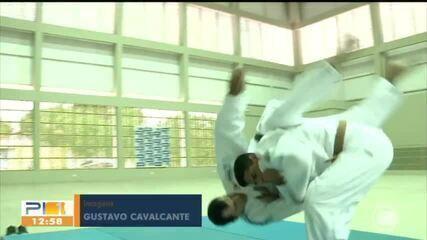 Judoca piauiense é convocado para treinar com Seleção Brasileira de Judô