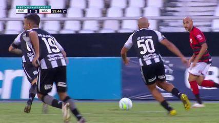 Melhores momentos: Botafogo 1 x 3 Atlético-GO pela 31ª rodada do Brasileirão 2020