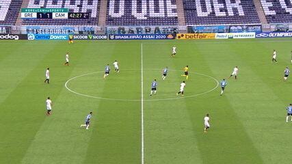 Melhores momentos: Grêmio 1 x 1 Atlético-MG, pela 31ª rodada do Brasileirão