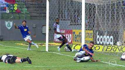 Melhores momentos de Cruzeiro 2 x 1 Operário-PR pela Série B do Campeonato Brasileiro