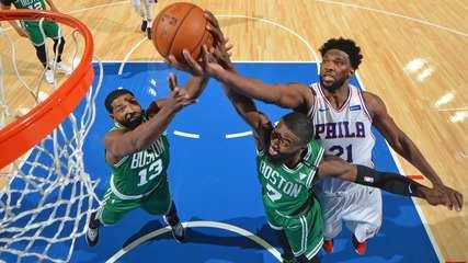 Melhores momentos: Philadelphia 76ers 117 x 109 Boston Celtics pela NBA