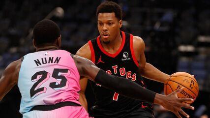 Melhores momentos: Toronto Raptors 102 x 111 Miami Heat pela NBA