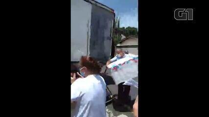 Doses da vacina contra a Covid-19 chegam a Piracicaba
