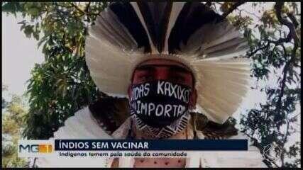 Prefeitura de Martinho Campos casos da Covid-19 em comunidade indígena