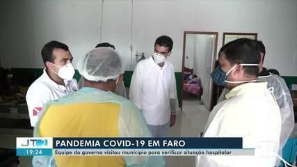 Veja as ações que tem sido realizadas contra a covid-19 em municípios do oeste do Pará