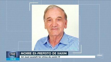 Ari José Locatelli morre em decorrência da Covid-19