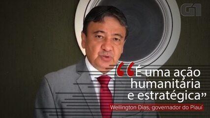 Governadores defendem que Amazonas tenha cota extra de novas vacinas