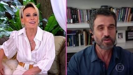 """Eriberto Leão fala sobre reestreia de """"Malhação Sonhos"""""""