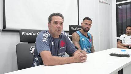 Luxemburgo manda recado para a torcida do Vasco