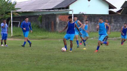 Atlético-AC intensifica preparação para enfrentar Manaus-AM, pelas oitavas da Copa Verde