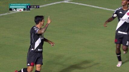 Melhores momentos de Vasco 3 x 2 Atlético-MG, pela 32ª rodada do Brasileirão