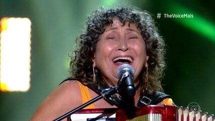 Ceiça Moreno canta 'Qui Nem Jiló'