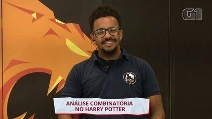 Enem 2020: correção da questão sobre Harry Potter (163 da prova azul)