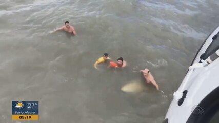 Litoral Norte acumula quatro mortes por afogamento no RS