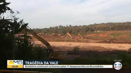 Rompimento da barragem da Vale, em Brumadinho, completa dois anos hoje