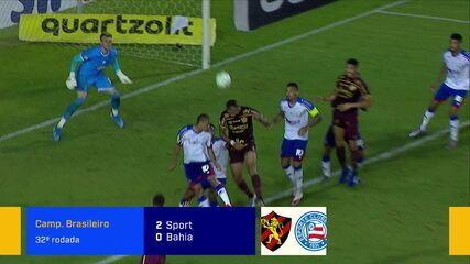 """Cabral Neto analisa a vitória do Sport contra o Bahia: """"Pareceu treinamento"""""""