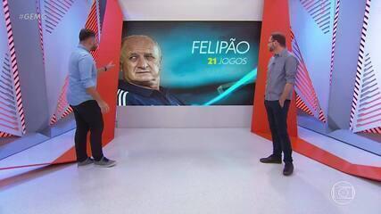 Bob Faria comenta sobre a saída de Felipão do Cruzeiro