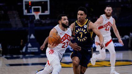 Melhores momentos: Indiana Pacers 129 x 114 Toronto Raptors pela NBA