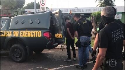 Polícia do DF prende militares suspeitos de fraudar certificados de armas para caçadores