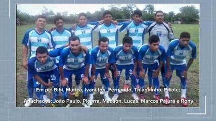 Conheça o Prainha, time amador por onde passou o atacante Rony, do Palmeiras