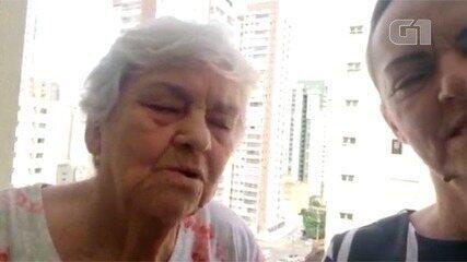 Mãe e irmã fazem homenagem à Wagner, piloto morto em acidente no último domingo (24)