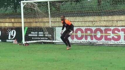 River-PI começa segunda semana de treinos para o Campeonato Piauiense