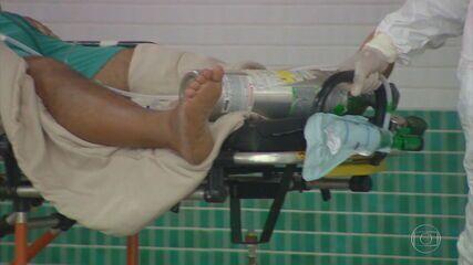 SP confirma os três primeiros casos de contaminação com variante amazonense do coronavírus