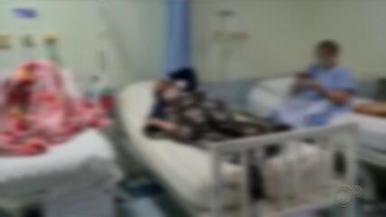 Santa Casa de Jaú segue em situação caótica por conta da lotação de pacientes