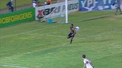 Os gols de Fluminense 1 x 2 São Paulo, pela final da Copa do Brasil Sub-17