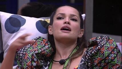 Juliette sobre Lucas Penteado: 'Ele está se perdendo'