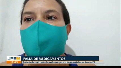Denúncia relata falta de medicamentos para tratamento de Hanseníase, na PB