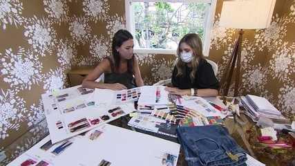 Marca de moda feminina tem conceito de desperdício zero com foco na versatilidade de tecid