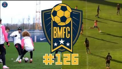 BMFC #126: Ovinhos (ou canetas) de Neymar, golaço de longe no México e defesaças