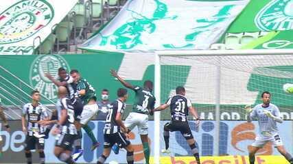 Melhores momentos: Palmeiras 1 x 1 Botafogo 33ª rodada do Campeonato Brasileiro