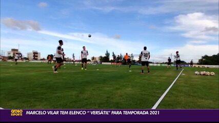 Botafogo-PB tem elenco versátil para 2021