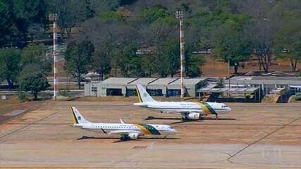 Operação da PF investiga uso de aviões da FAB por criminosos para traficar drogas