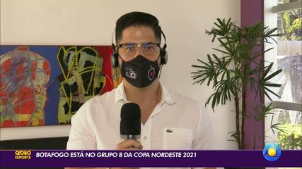 Diretor executivo do Botafogo-PB, Francisco Sales comenta expectativa para o Nordestão