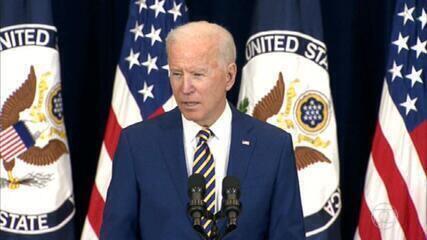 Biden anuncia mudanças na política externa dos EUA