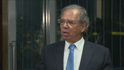 Paulo Guedes: 'Novo comando do Congresso é afinado conosco'