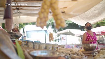 Roberta Campos mostra como outros países evitam o desperdício de alimentos