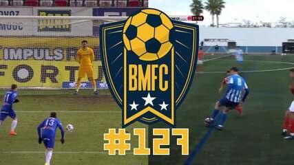 BMFC #127 - Golaço humilhante do meio de campo e truque pra pegar pênalti