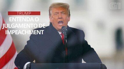 VÍDEO: entenda o julgamento de impeachment de Trump