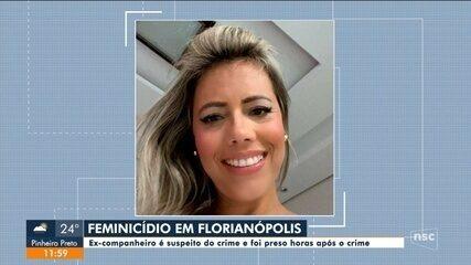 Ex-companheiro é suspeito de matar mulher em Florianópolis