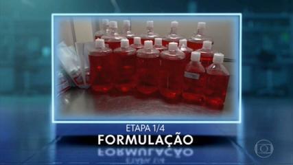Fiocruz começa procedimentos para produção da vacina Oxford-Astrazenica