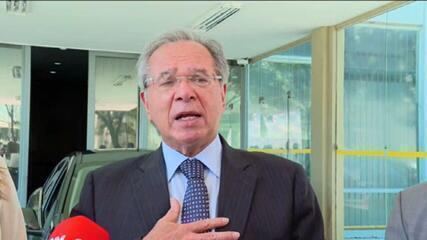 Paulo Guedes: 'Temos que pagar pelas nossas guerras e não empurrar para o futuro'