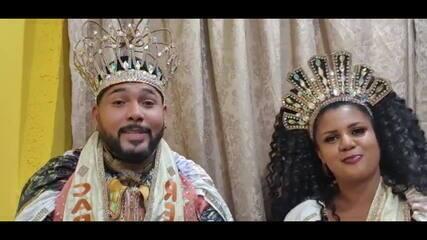 Rei e Rainha do carnaval do Recife de 2020 ficam sem súditos devido à pandemia