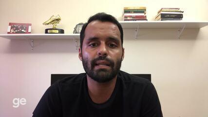 Conrado Santana analisa Vasco x Internacional pela 36ª rodada do Brasileirão