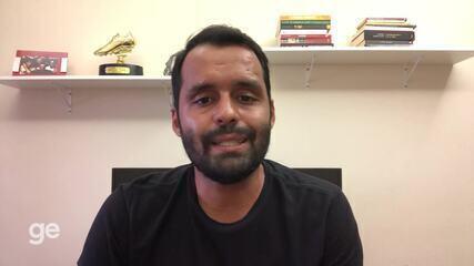 Conrado Santana analisa Grêmio x São Paulo pela 36ª rodada do Brasileirão