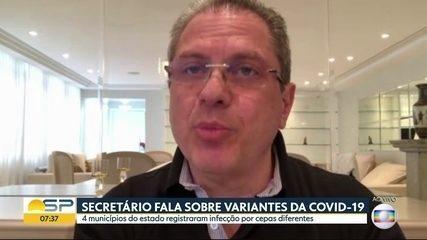Estado de SP revisa registros e confirma 25 casos da variante brasileira do coronavírus