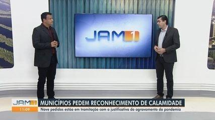 Municípios do Amazonas pedem reconhecimento de calamidade pública